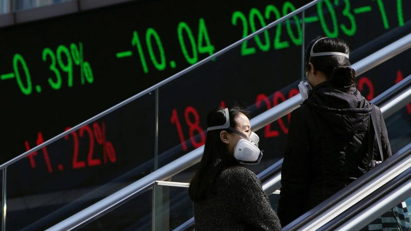 Asia stocks rally, Fed launches limitless QE against economic reality