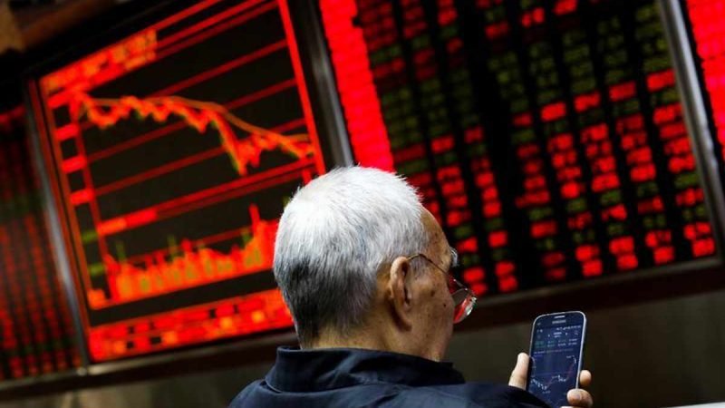 Asian stocks drop as virus recovery begins to look distant