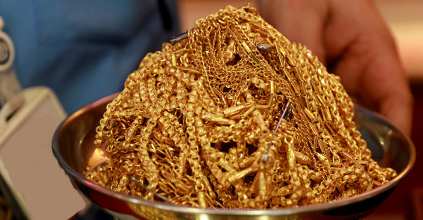Gold drops to 4-month low on Covid vaccine hope, signs of economic recovery