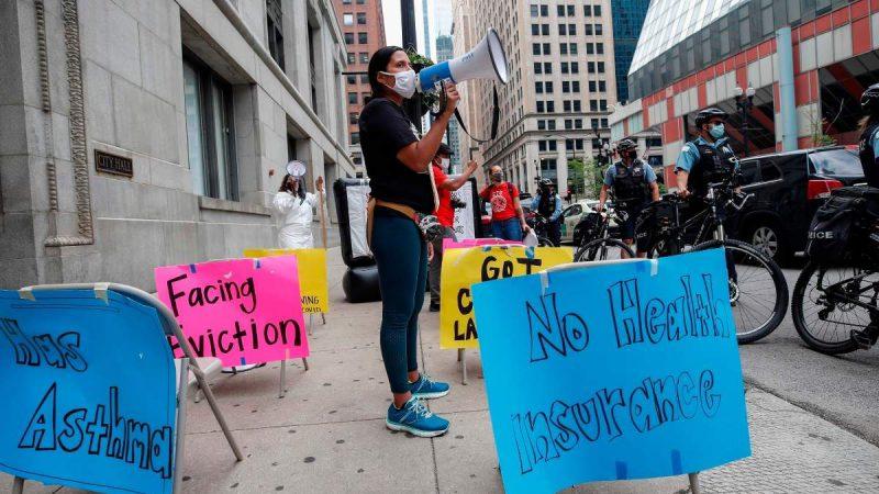 U.S. teachers protest school reopenings, coronavirus cases down in South, West