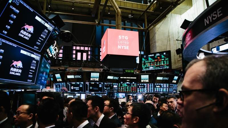 Strong economic data lifts Dow, S&P 500 to record closes