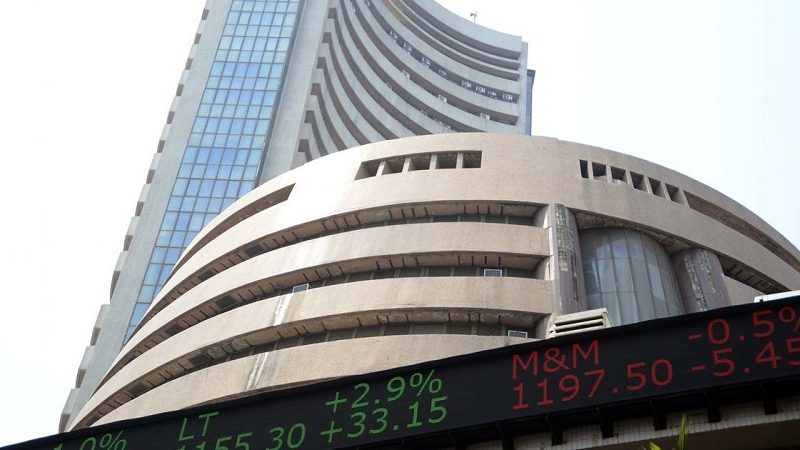 Sensex, Nifty slip into red; Max Healthcare zooms 15%