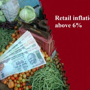 High food prices keep India's retail inflation above 6% in August
