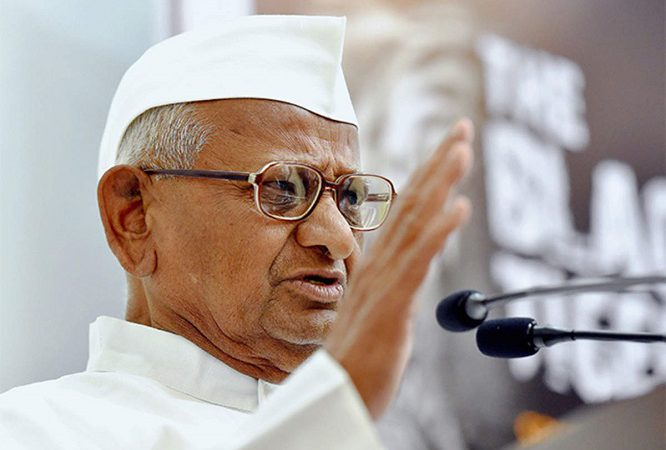 Anna Hazare To Begin His 'last Hunger Strike' In Support Of Farmers From Saturday