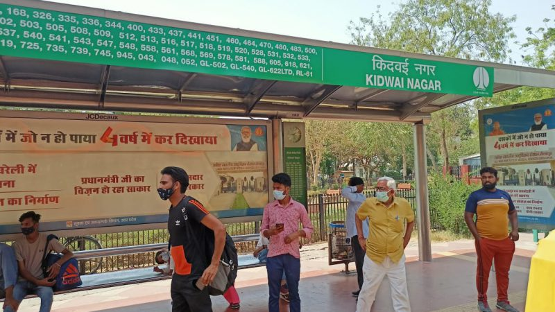 Delhi reports record jump of 17,282 Covid-19 cases, over 100 deaths